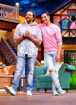 Sooryavanshi kapil sharma show full episode