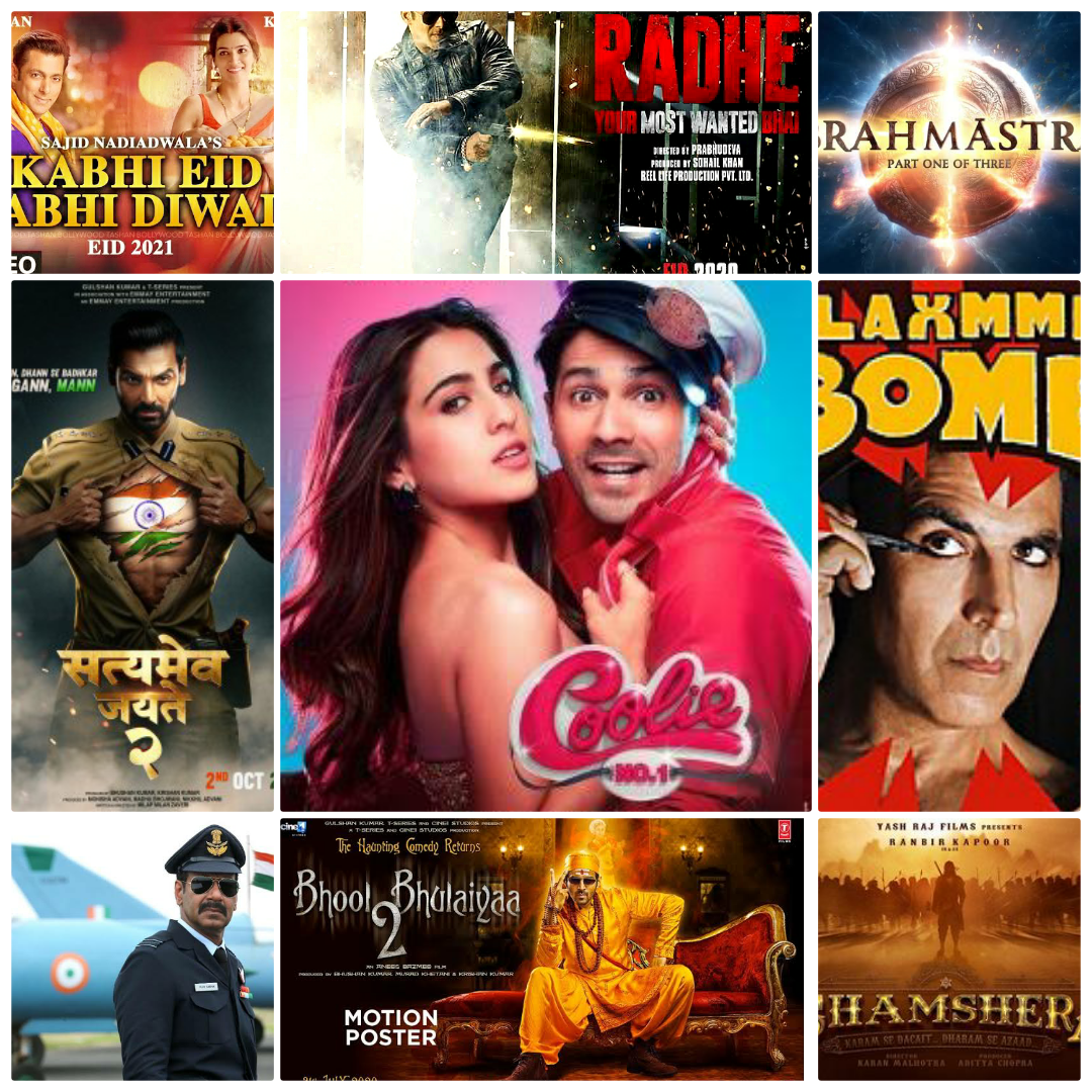 Bollywood Movies 2021