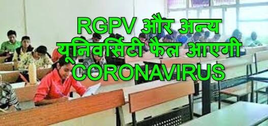 Rgpv Coronavirus