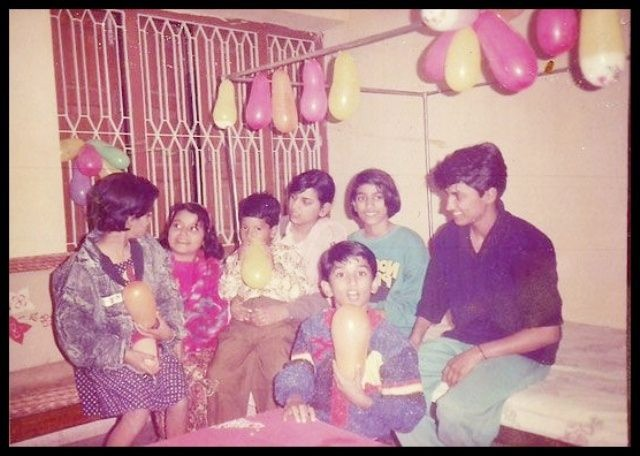 sushant singh rajput family
