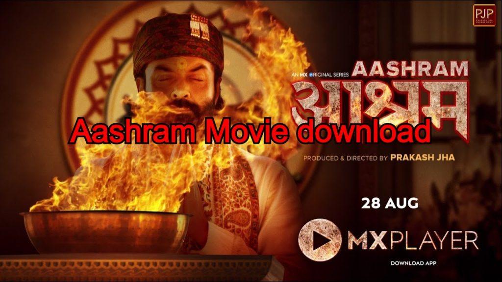 Aashram Movie download