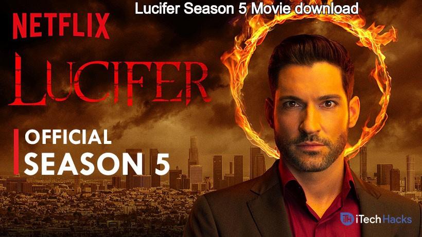 Lucifer Season 5 Movie download