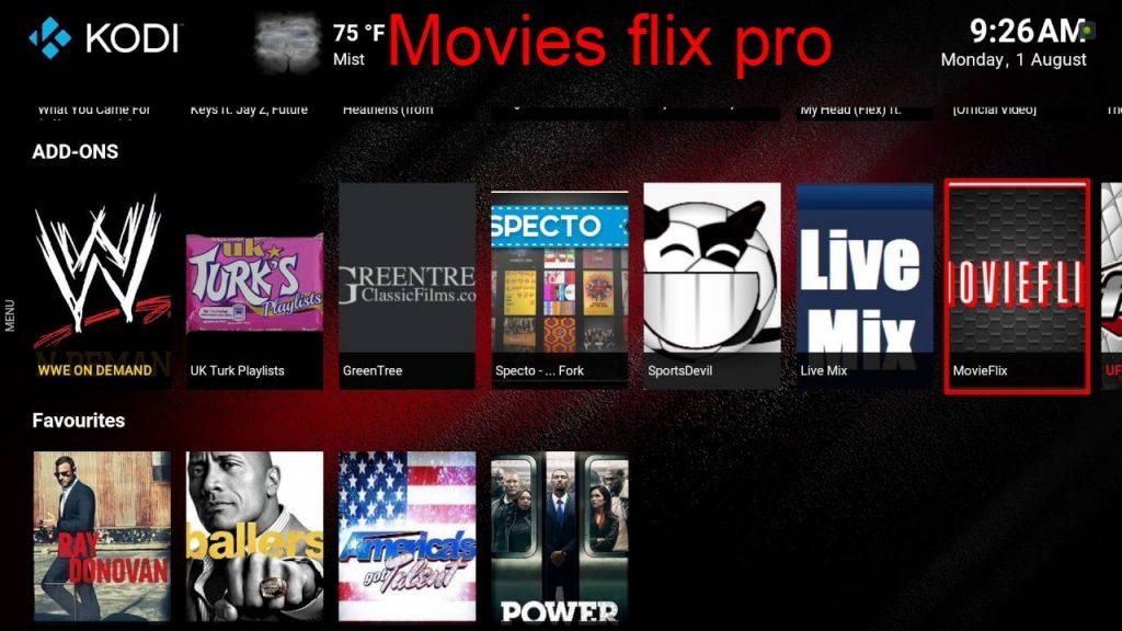 Movies flix pro