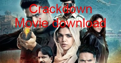 Crackdown Movie download