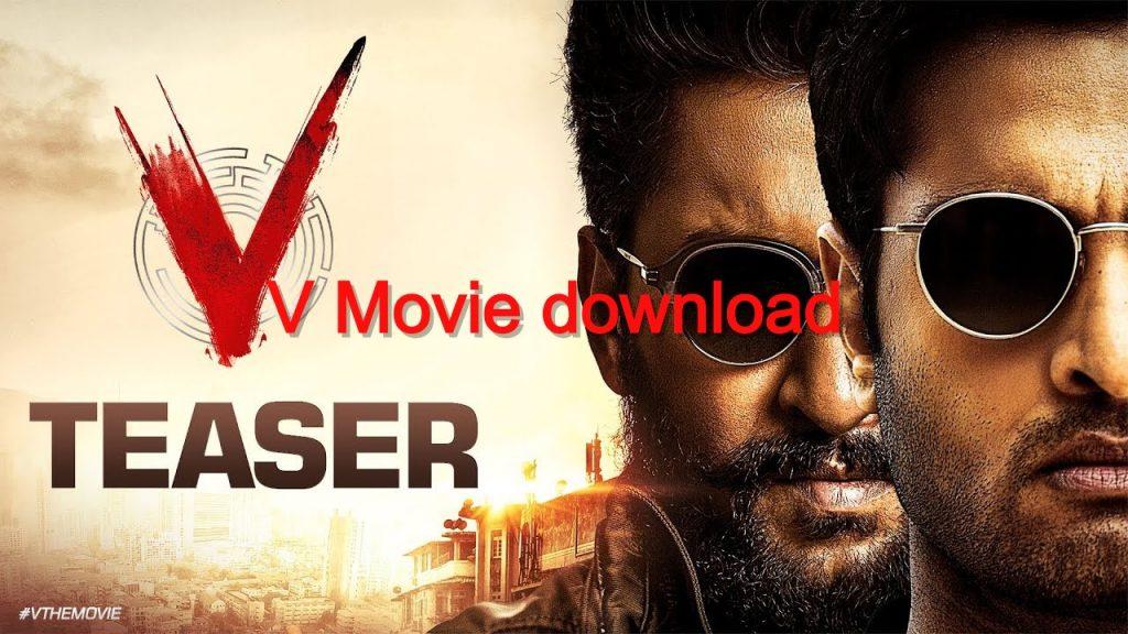 V Movie download
