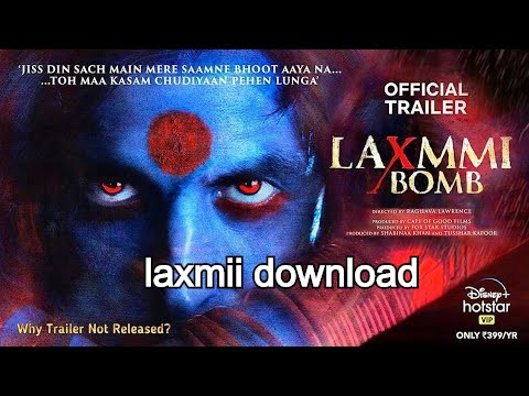 Laxmii download