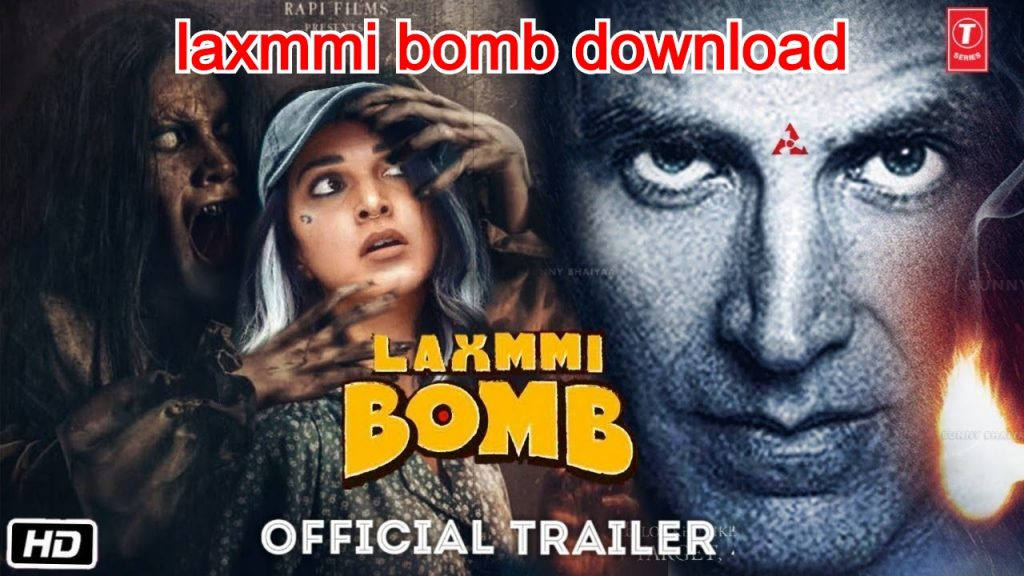 laxmmi bomb download
