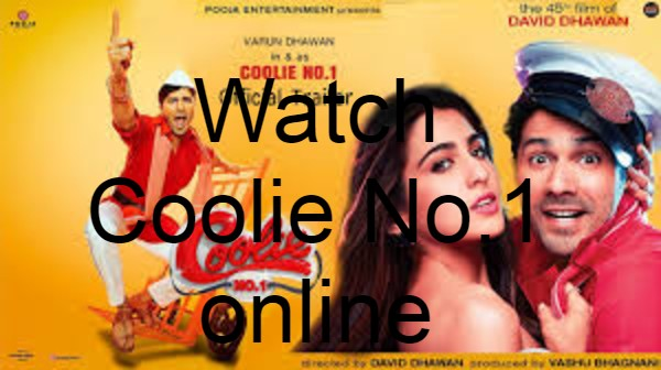 Watch Coolie No.1 online